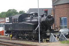 IMGP9214 (Alvier) Tags: deutschland norddeutschland nordfriesland niebüll neg db bahnhof eisenbahn dampflok eisenbahnsignal diesellok