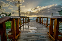 (CeativeCapturez) Tags: sunrise beautiful paradise florida sonya6500 a6500 sony1018 hdr sonyalpha sunrays magical landscape landscapephotography beach ocean fave amazing