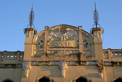 Trapani, Piazza Vittorio Veneto, Palazzo delle Poste (HEN-Magonza) Tags: trapani sizilien sicily sicilia italien italy italia piazzavittorioveneto palazzodelleposte