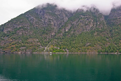 fjord (Leifskandsen) Tags: nature norway geiranger fjord mountain farm travel tourist national geografik water sea coast camera living leifskandsen skandsenimages scandinavia skandsen