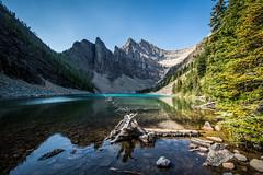 Lake Agnes - Banff Alberta (m01229) Tags: lakelouise alberta canada ca