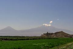 Just Armenia (Massimo Deligios) Tags: khorvirap ararat armenia church monastery lusarat araratprovince am