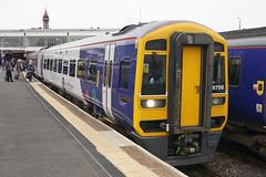 Northern Rail 158756 - Blackpool North (Neil Pulling) Tags: lancashire blackpool seasideresort uk england 158756 northernrail blackpoolnorth train railway