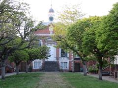 UK - London - Stepney Green - Trinity Green Almshouses - Chapel (JulesFoto) Tags: trinitygreenalmshouses uk england london clog centrallondonoutdoorgroup stepneygreen chapel