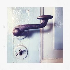 Can You Handle This? (LiesBaas) Tags: deurklink doorhandle hipstamatic iphone canyouhandlethisbyliesbaas