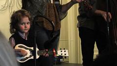 Carson Joins NewTown (joeldinda) Tags: sony dsch55 sonydsch55 sonycybershot cybershot pocketcam 2017 michigan city howardcity zdllidsopryhouse bluegrass band newtown 3540 april 98365