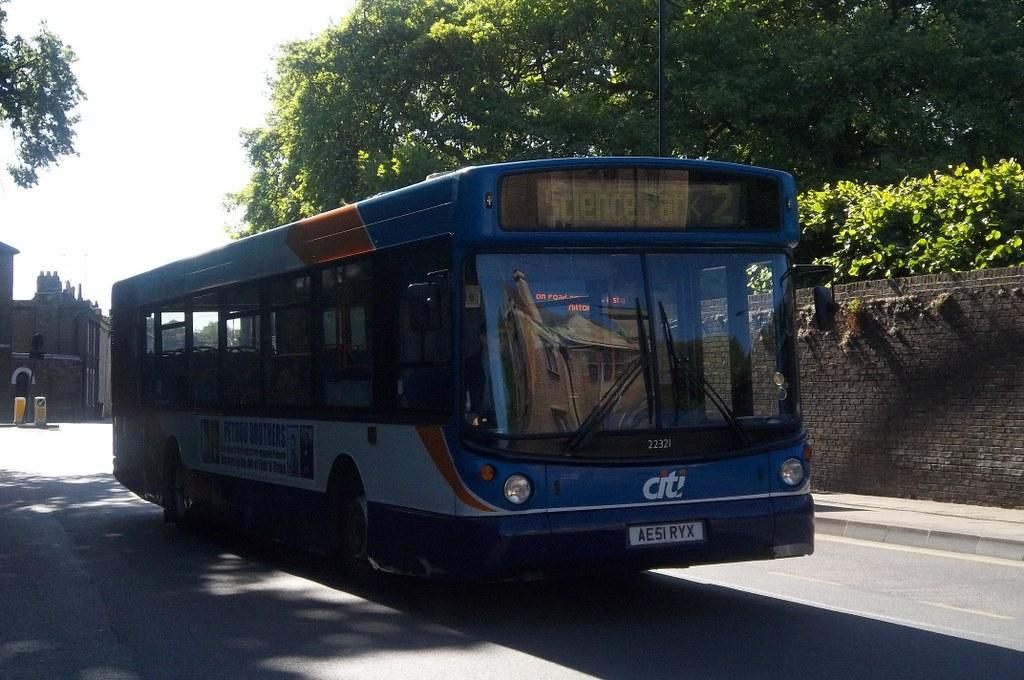 22321 AE51 RYX (sambuses) Tags: stagecoacheast 22321 ae51ryx