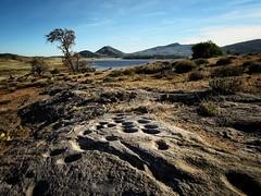 Bedrock Mortars. (isaacullah) Tags:
