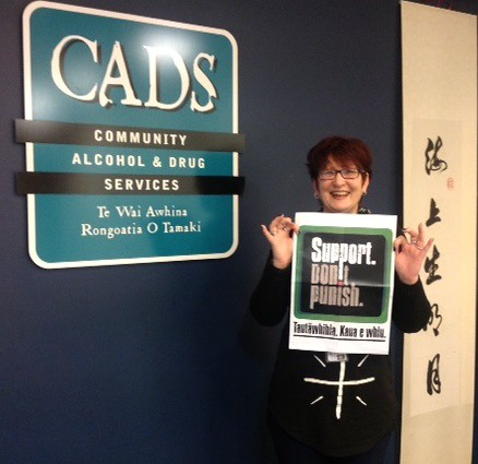 CADS Community Alcohol and Drug Services NZ SDP SP