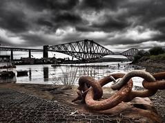 Made from Girders (Stuart D Robertson) Tags: scotland worldheritage engineering forthbridge