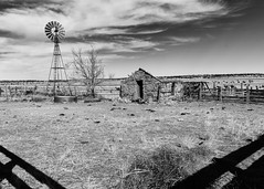 After the Roundup (ddurham000) Tags: colorado plains ranch fences abandoned