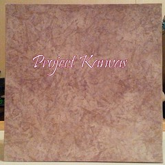 Project Kanvas (Hobbycorner) Tags: creative creativity canvas scrapbook scrapbooking crayola art purple project projects color photography card birthday candyland glitter candy cardstock craft crafting crafts hobby