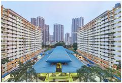 Open book (220417) (n._y_c) Tags: architecture singapore mz714f28pro m43 microfourthird blue bluehour omd omdseries omdem5mk2 publichousing hdb toapayoh city cityscape urban urbanscape