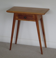 Small table, rebuilt (marlow_pete) Tags: woodwork