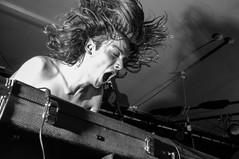 Hair (Paul Newbon) Tags: lumer thewelly livemusic livemusicphotography gig band hull hull2017 cityofculture blackandwhite