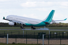 CS-TFZ HiFly Airline A330-200 Cambridge City Airport (Vanquish-Photography) Tags: cstfz hifly airline a330200 cambridge city airport vanquish photography vanquishphotography ryan taylor ryantaylor aviation railway canon eos 7d 6d aeroplane train spotting