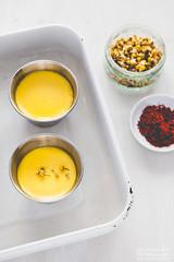 Chamomile Saffron Cream Caramel-by Meeta K. Wolf-2 (Meeta Wolff @ What's For Lunch, Honey?) Tags: meetakwolff meetak dessert food foodphotography photography presentation saffron styling