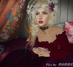 Gypsy Wander lust (Poppys_Second_Life) Tags: popi popikone popikonesadventuresin2l popisadventuresin2l 2l secondlife virtualphotography poppy picsbyⓟⓞⓟⓟⓨ sl gypsy traveller romany gypsyblood wanderlust lust spiritual bohemian boheme