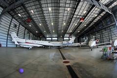 BizJet Nest (Infinity & Beyond Photography) Tags: airplane hangar planes bizjets indoor 8mm samyang opf kopf signature aviation opalocka florida aircraft