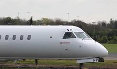 Loganair Saab 2000 G-LGNP DUB-INV (megatroncox) Tags: loganair saab 2000 inverness dublin scotland