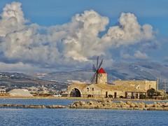 - Salina di Nubia (renatolobuono) Tags: sky sea mare sicily sicilia trapani wind salina