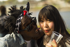 Spring BBQ-29 (Tommy_Adams) Tags: spring bbq barbecue japan tokyo futagotamagawa drinks drunk foreigner gaijin japanese river side portraits people