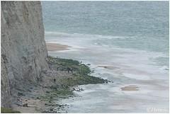 Vloed (HP025821) (Hetwie) Tags: cotedopale kust opaalkust france frankrijk coast hightide vloeg hoogwater sea strand zee cap capblancnez capgrisnez sangatte hautsdefrance fr