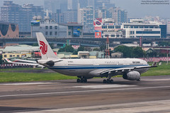 Air China Airbus A330-343 | B-6523 (HarenWang) Tags: 台灣 臺灣 taiwan taipei travel fly flying veiw views trip traveling photography 航空 airport aircraft aviation taipeisongshanairport tsa songshan 松山 松山機場 松山國際機場 機楊 international 國際 臺北松山機場 飛機 航空器 青空 空 青 濱江市場 濱江街 airchina air china airbus a330343 b6523 中國國際航空 國航 空中巴士 空巴 a330 a333 a330300