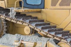 Caterpillar Tractor on Galveston East Beach JN105822 (JaniceNolan_braud) Tags: caterpillar caterpillartractor farmingequipment galveston galvestoneastbeach galvestonisland northamerica texas unitedstates beach city coastalcity earlymorninglight heavyequipment island landscape morning tractor