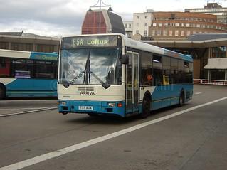 Arriva North East - 4075 - T75AUA - ArrivaNE20050779