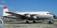 DC-4 | N9015Q | OPF | 20130908 (Wally.H) Tags: douglas dc4 n9015q opf kopf miami opalocka airport