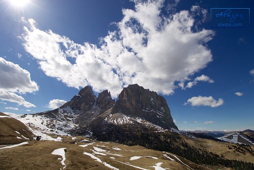 """Passo Sella • <a style=""""font-size:0.8em;"""" href=""""http://www.flickr.com/photos/104879414@N07/34415050385/"""" target=""""_blank"""">View on Flickr</a>"""