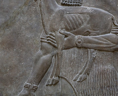 20170506_louvre_khorsabad_assyrian_99a99 (isogood) Tags: khorsabad dursarrukin assyrian lamassu paris louvre mesopotamia sculpture nineveh iraq sarrukin