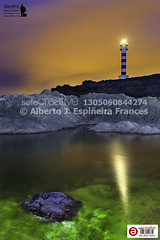 Rock and starlight (Alesfra) Tags: ocean longexposure light red sea sky espaa orange cloud lighthouse mountain seascape seaweed reflection verde green luz water pool grancanaria rock marina landscape puddle faro grey gris star mar photo spain rojo agua ray foto dusk paisaje canarias corona cielo reflejo crown algae canary rayo montaa tamron naranja canaryislands ocaso nube roca anochecer alga norte laspalmas islascanarias starlight charco ocano charca largaexposicin tamronlens gldar verdn skyfall safecreative alesfra canoneos5dmarkiii albertojespieirafrancs alesfraphotography alesfrafotografia wwwalesfracom tamron2470mmf28divcusd fotoregistrada