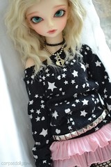 Marceline (CorpseDollyxx) Tags: ball asian doll marcy wig bjd fairyland abjd jointed mnf marceline leeke minifee sugardollshop ryeon