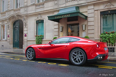 Taillevent [EXPLORED !] (haiwepa) Tags: ferrari f12 f12berlinetta