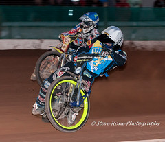 127 (the_womble) Tags: sony somerset super pairs premier league speedway a700 7even