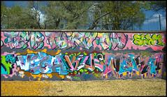 Temp 32 OPD / Slam TBF LB / Veg / Klue / Nekah (lewis wilson) Tags: urban graffiti slam klue tags urbanart halloffame graff veg tagging lb bombing trellicktower hof lostboys tagg tbf neka vegh nekah ukgraff ldngraffiti