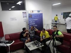 Flisol DF 2013 (fasebeta) Tags: podcast nerd df beta flisol fase  2013 eta
