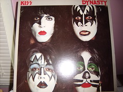 "KISS ""Dynasty"" (mikecardsfan) Tags: paul kiss gene album ace vinyl peter stanley record simmons 1979 dynasty criss frehley"
