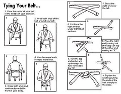 How to Tie your Belt #ChicoKUMA #TieYourBelt #KokoroUniversalMartialArts (ChicoKUMA) Tags: martial arts universal kuma kokoro chicokuma
