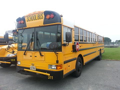 IC RE School Bus (hcpsmarshall) Tags: thomas international bluebird schoolbuses henrico