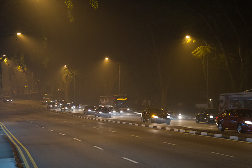 Singapore Haze #2/4 - PSI 321