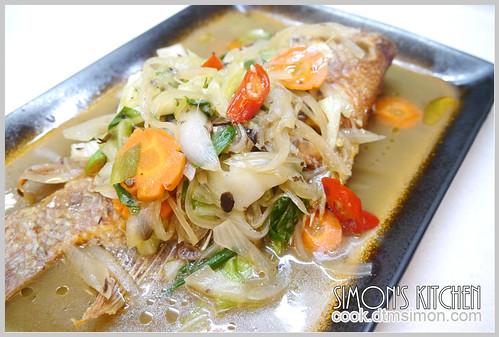 雜菜豉汁燴全魚10.jpg