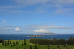 Norfolk Island (On Instagram @Rachel_Joanne) Tags: ocean blue trees sea sky green nature beauty clouds island nikon paradise pacific postcard exploring norfolk explore norfolkpine perfection norfolkisland d5200 nikond5200