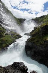 Norvège. Cascade (moscouvite) Tags: voyage nature cascade norvège sonydslra450 heleneantonuk