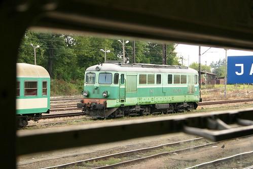 PKP ST43 389, Jaslo, 12-08-06