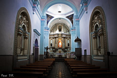 Parroquia de los Remedios (DavidPeralR) Tags: canon iglesia fisheye puebla revolución parroquia barroco