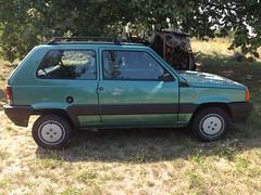 Fiat Panda (vignaccia76) Tags: auto cars car automobile panda fiat 1998 selecta fiatpanda