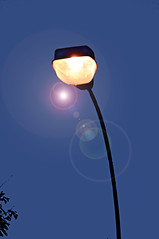 Street Light- Just A Street Shot. (anandamoy) Tags: street light lamp post